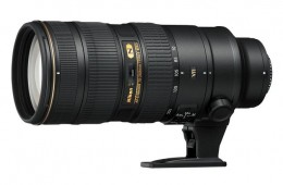 Nikon 70-200mm VR II Review