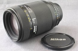 Nikon 70-210 mm. Disassembly & Cleaning – video