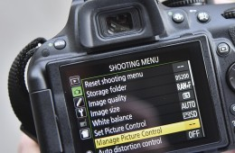 Getting the most from Nikon Picture Control settings