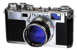 Nikon camera collection