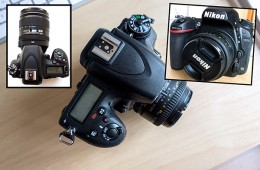Initial impressions of the Nikon D750