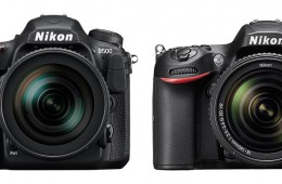 Nikon D500 vs D7200 by photographylife.com