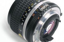 Nikon NIKKOR 24mm F/2.8 AI repair – disassembly video