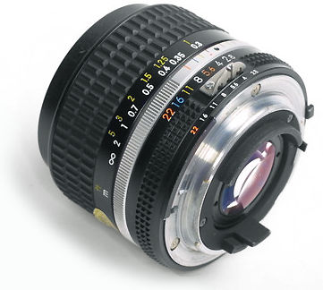 nikkor 24 2.8 disassembly