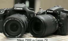 Nikon D7000 vs Canon 7D – which one is better?
