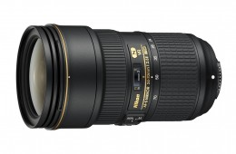 Nikkor 24-70mm 2.8G ED VR Lens Video Review