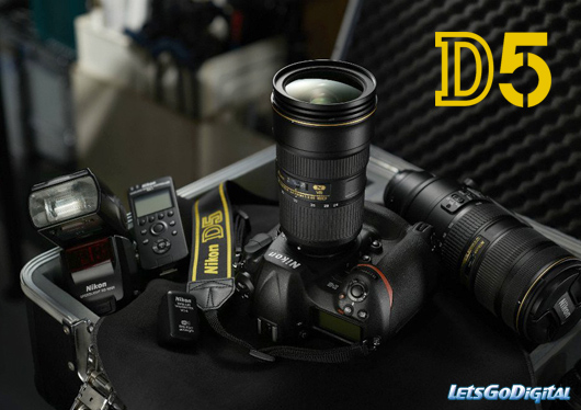 Nikon D5 Video Review