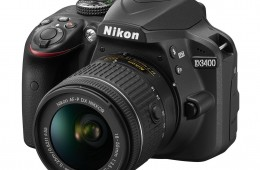 Nikon D3400 Full Review