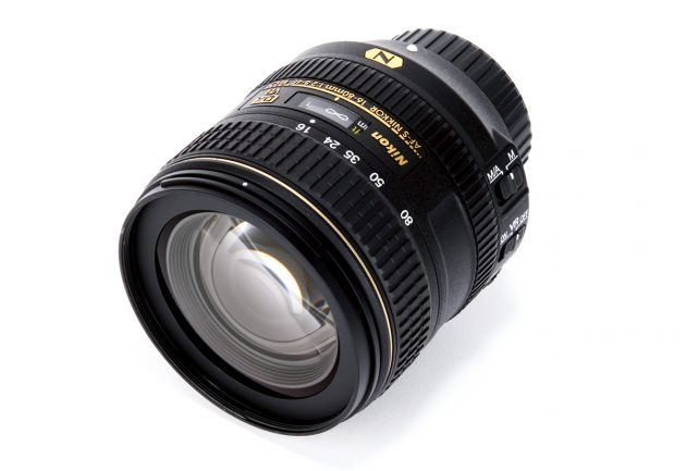 Nikon AF-S DX Nikkor 16-80 mm f/2.8-4E ED VR review